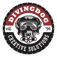 DivingDog logo
